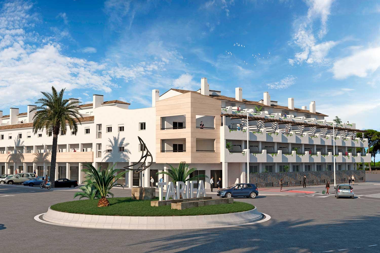 Edificio Sunset (Tarifa - Cádiz)