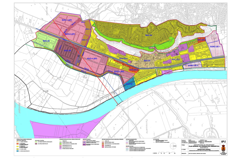 Adaptación Parcial del Texto Refundido. Plan General de Ordenación Urbanística (Gelves - Sevilla)
